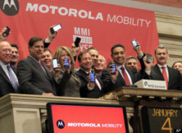 Motorola Officially Splits