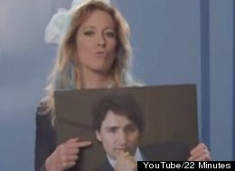 Parody Dubs Trudeau 'Just A Pretty Face'