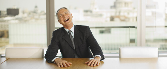 MANAGER LAUGH