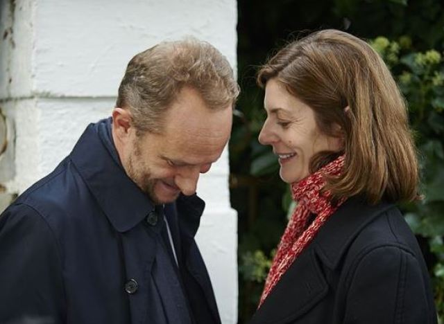 Chiara Mastroianni couple