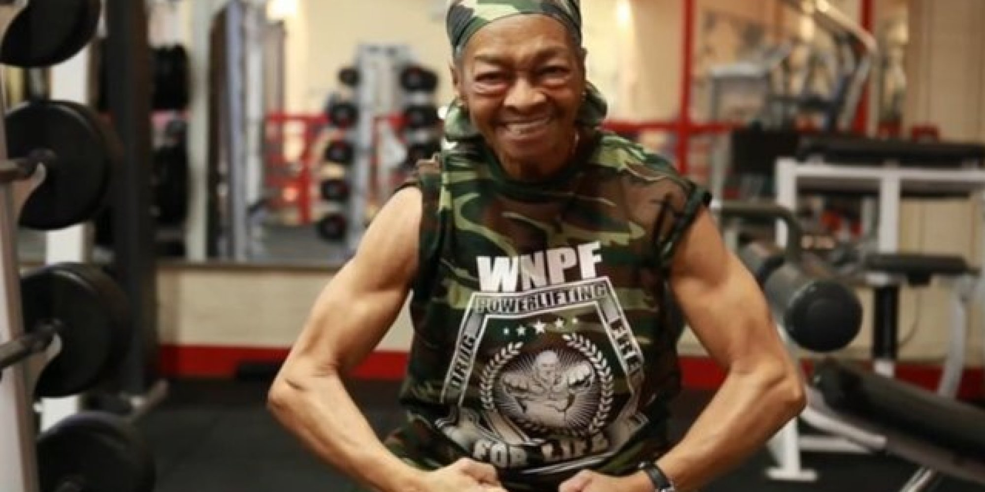 Willie Murphy Is A Champion Body Builder At Age 77 Huffpost
