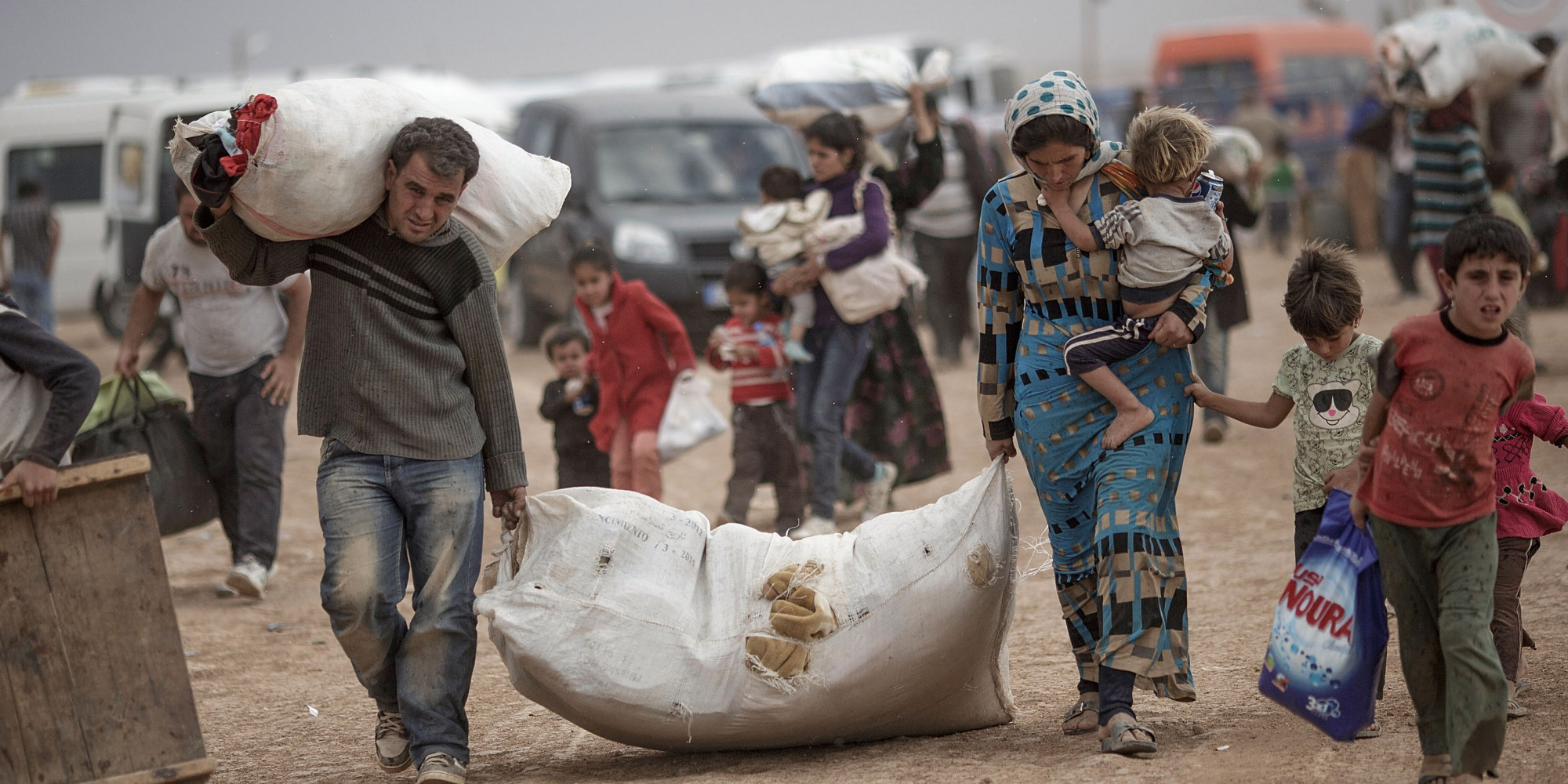 a history of refugees Neighbouring lebanon, jordan and turkey have struggled to cope with one of the largest refugee exoduses in recent history about 10% of syrian refugees have sought safety in europe,.
