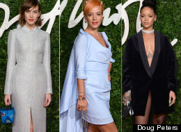 Who Were Best And Worst Dressed At The British Fashion Awards?