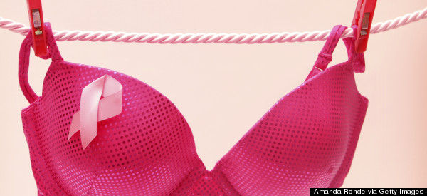 Breast Cancer Awareness Month - Talking About Cancer