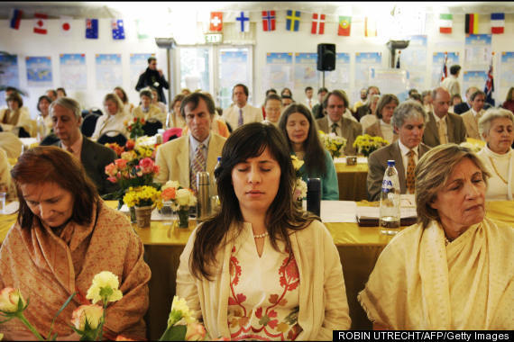 WESTERN SPIRITUALITY GURUS