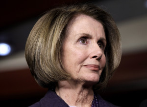Nancy Pelosi Democrat Vote