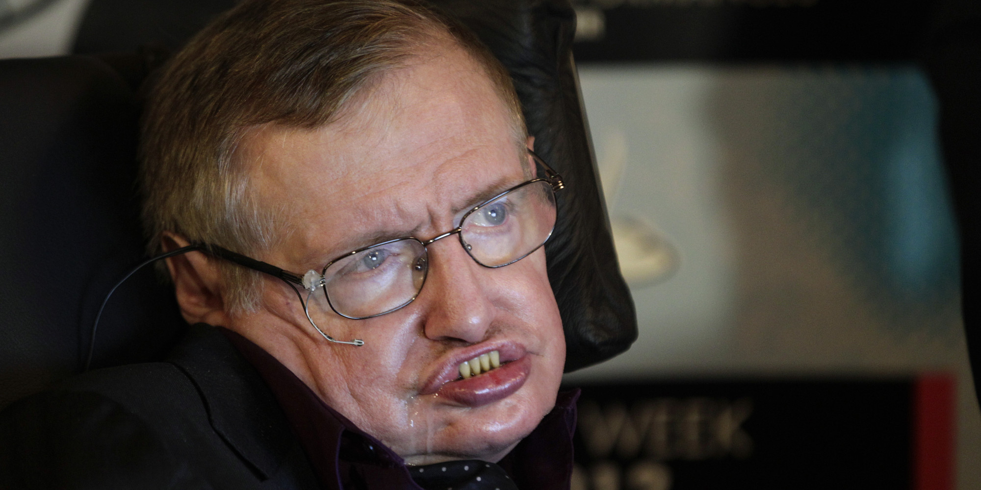 Stephen Hawking Says Artificial Intelligence 'Could Spell ... Stephen Hawking