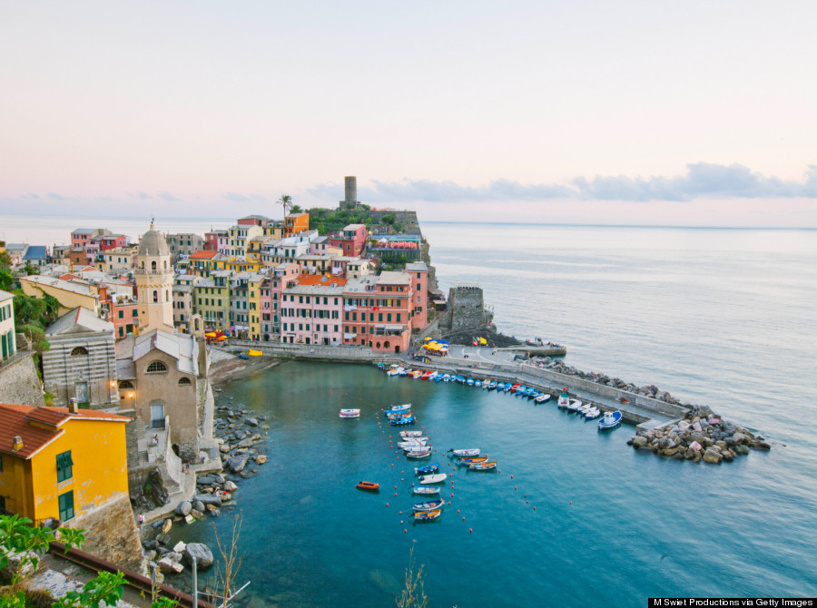 452345957  Vernazza Is The Most Stunning Cliff Town We've Ever Seen o 452345957 900