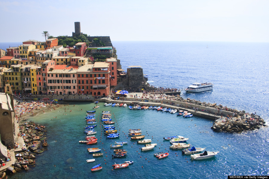 171152484  Vernazza Is The Most Stunning Cliff Town We've Ever Seen o 171152484 900