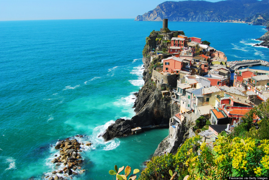 143037276  Vernazza Is The Most Stunning Cliff Town We've Ever Seen o 143037276 900