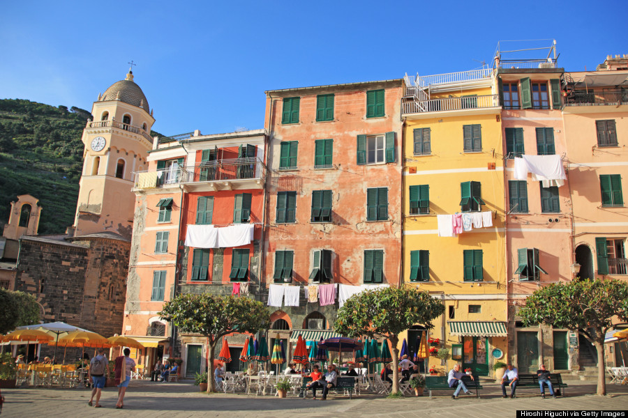 499794549  Vernazza Is The Most Stunning Cliff Town We've Ever Seen o 499794549 900