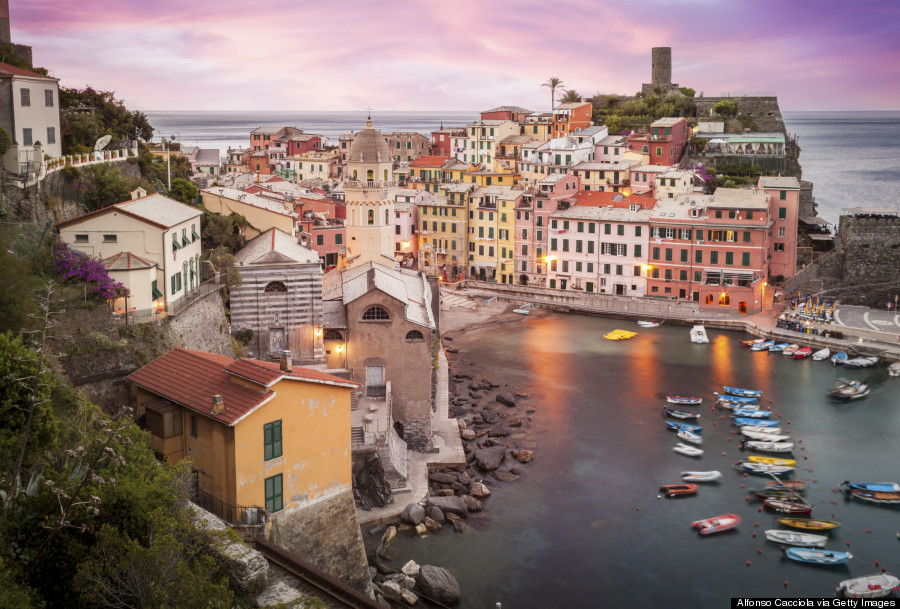 512321015  Vernazza Is The Most Stunning Cliff Town We've Ever Seen o 512321015 900