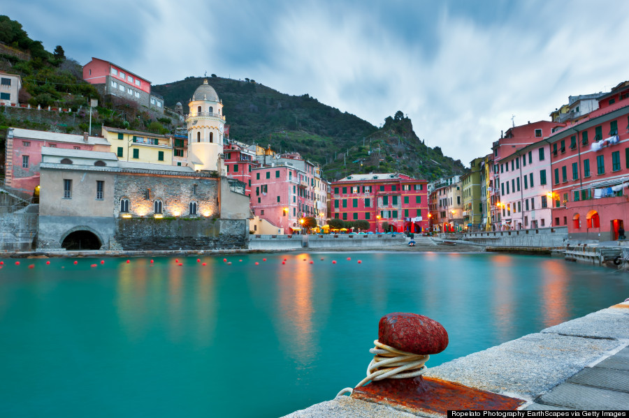 147733895  Vernazza Is The Most Stunning Cliff Town We've Ever Seen o 147733895 900