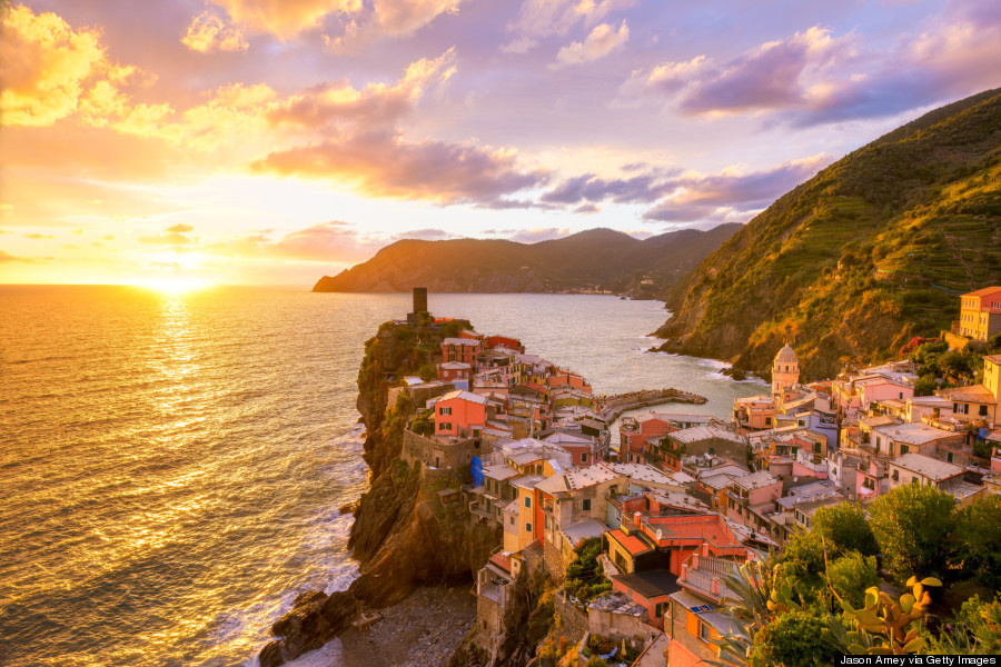 186582836  Vernazza Is The Most Stunning Cliff Town We've Ever Seen o 186582836 900