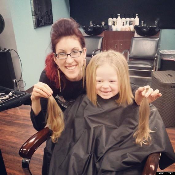 ariana haircut