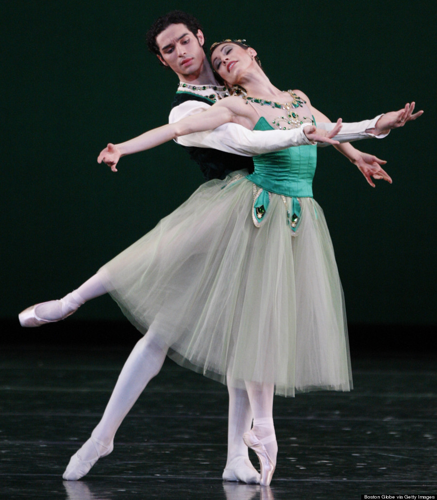 balanchine jewels ballet