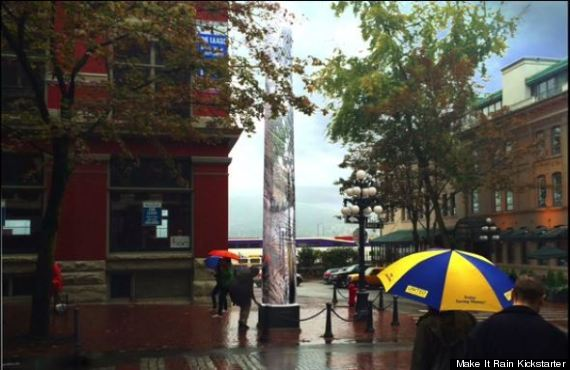 make it rain gastown