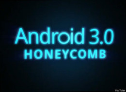 Android 30 Honeycomb