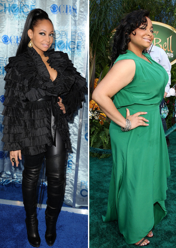 raven symone weight loss 2013