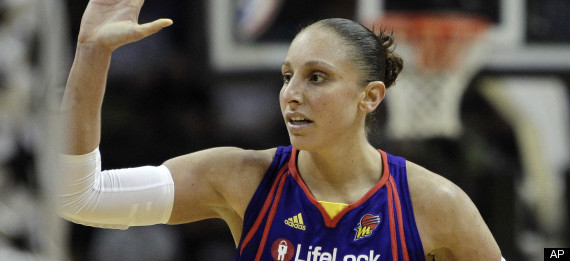 DIANA TAURASI CONTRACT VOIDED