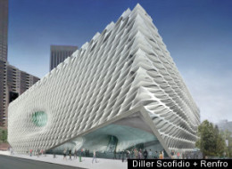 PHOTOS: Eli Broad Unveils New Plans For Downtown Museum