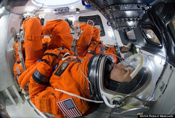 orion spacecraft cockpit - photo #24