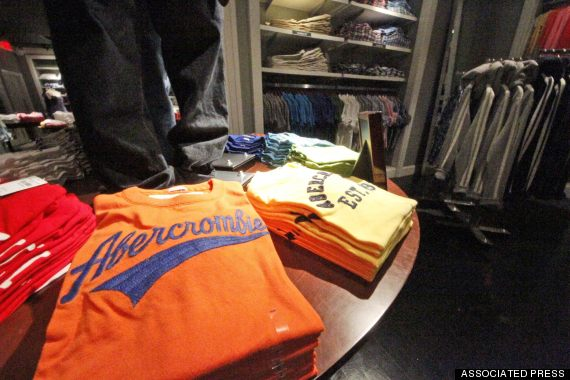 abercrombie shirts