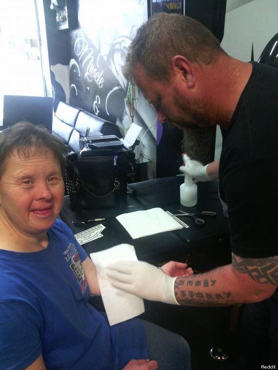 down syndrome reddit tattoo