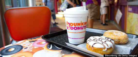 dunkin donuts drinks