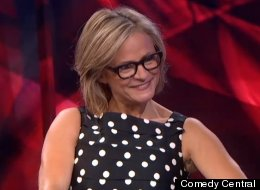 Amy Sedaris Surprised Colbert With An Even More Surprising 'Interstellar' Clip