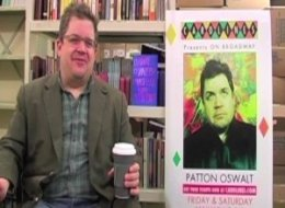 Patton Oswalt Interview