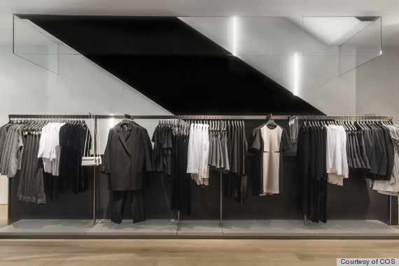 If You're A Minimalist, You'll Love The Store COS | HuffPost