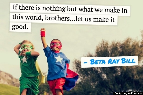 Quotes On Importance Of Sports In Students Life Fair 11 Inspirational Quotes From Superheroes That Might Just Give You