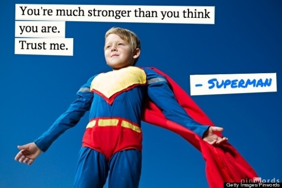 11 Inspirational Quotes From Superheroes That Might Just