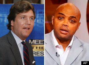 Charles Barkley Tucket Carlson