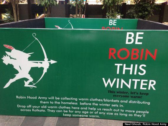 robin hood army