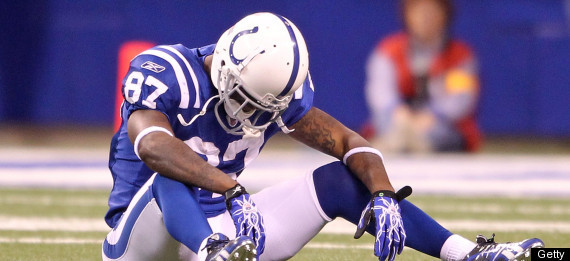 Reggie Wayne Loss Colts Jets
