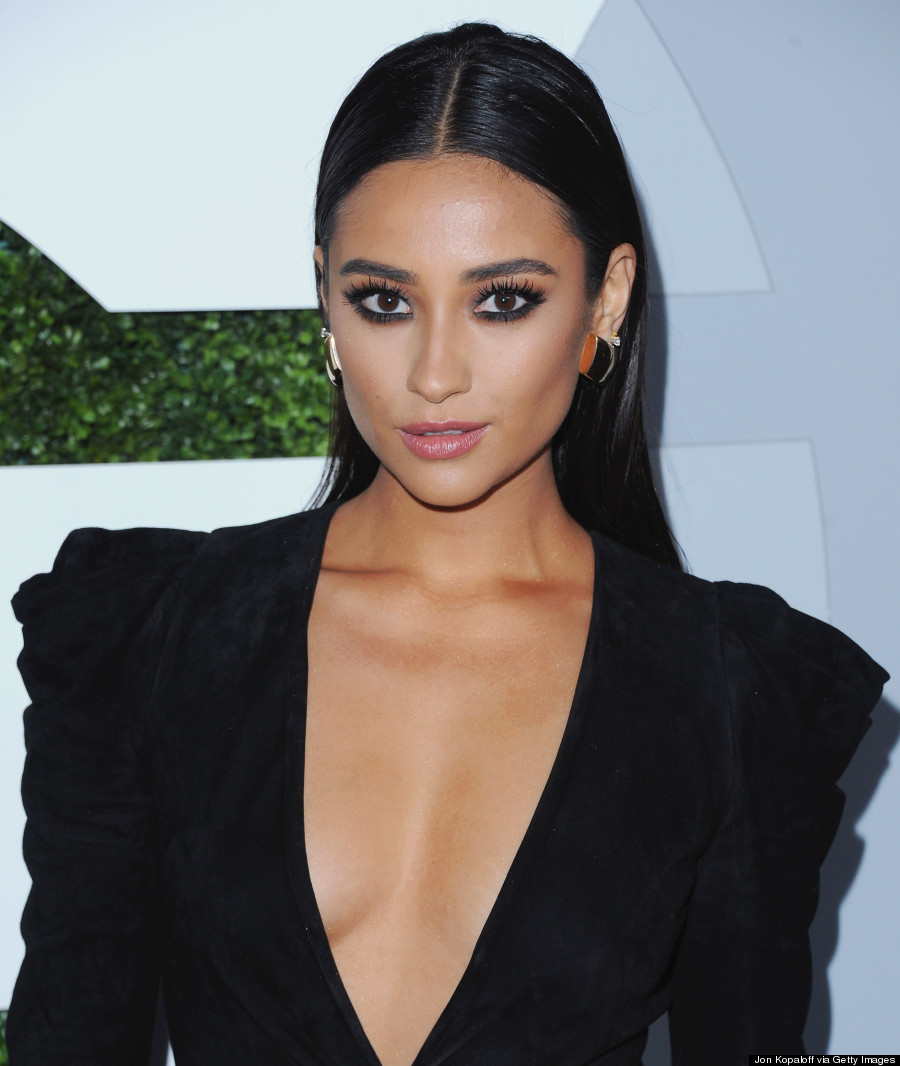 Shay Mitchell and Garry Marshall Biography