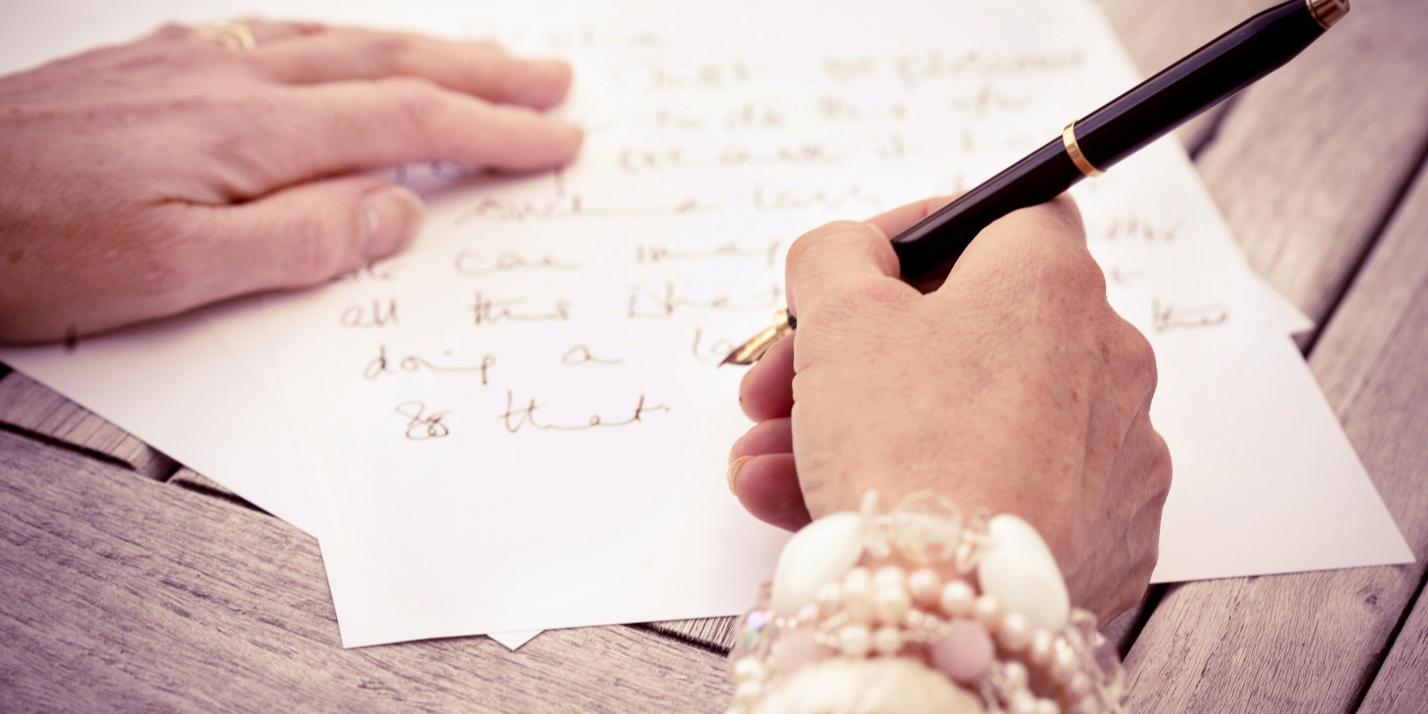 writing an effective letter the huffington post