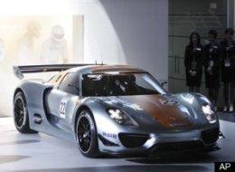Detroit Auto Show 2011: Concepts, Hybrids, And Fuel Cells (PHOTOS)