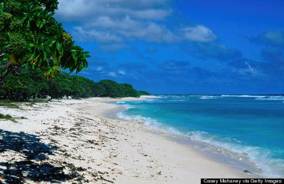 Kiribati, World's Least-Visited Country, Is REALLY Beautiful   HuffPost