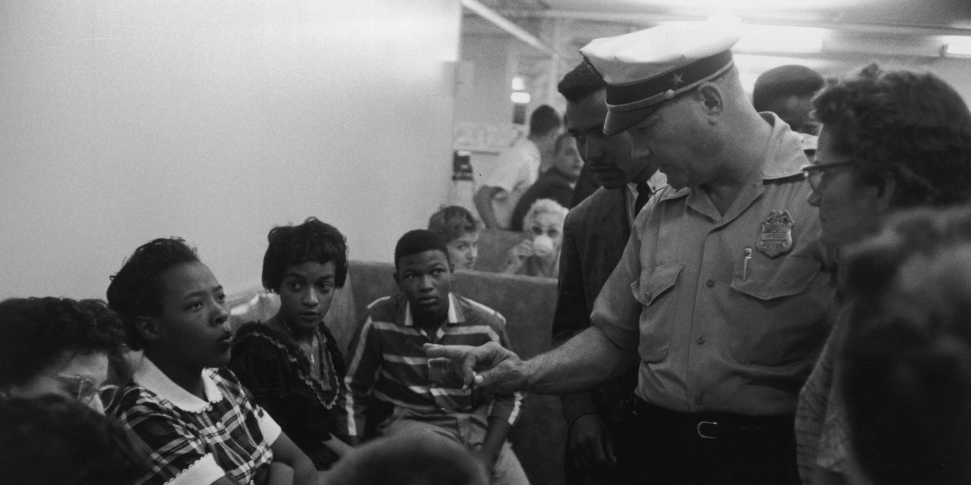 Civil Rights Sit Ins Helped Desegregate Restaurants