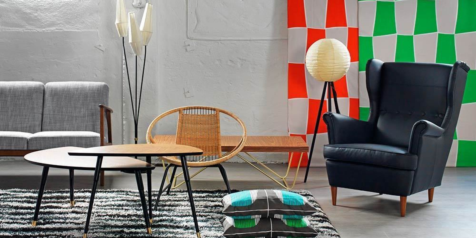 ikea reissues 26 furniture and accessory designs from the 1950s to 1970s huffpost. Black Bedroom Furniture Sets. Home Design Ideas