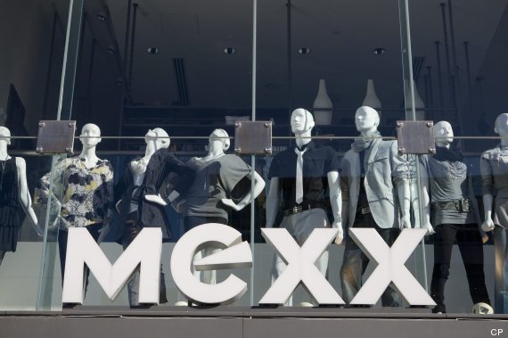 Mexx clothing stores canada