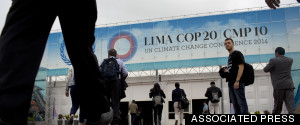 LIMA CLIMATE CHANGE