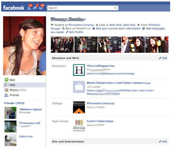 New Facebook Profiles Unveiled (PICTURES): See The Redesign