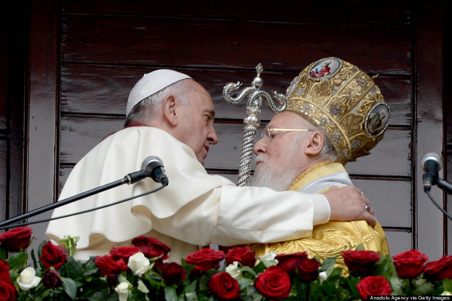 pope francis turkey