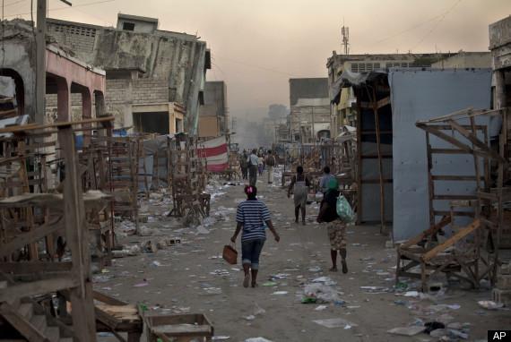 HAITI INVESTMENT AID