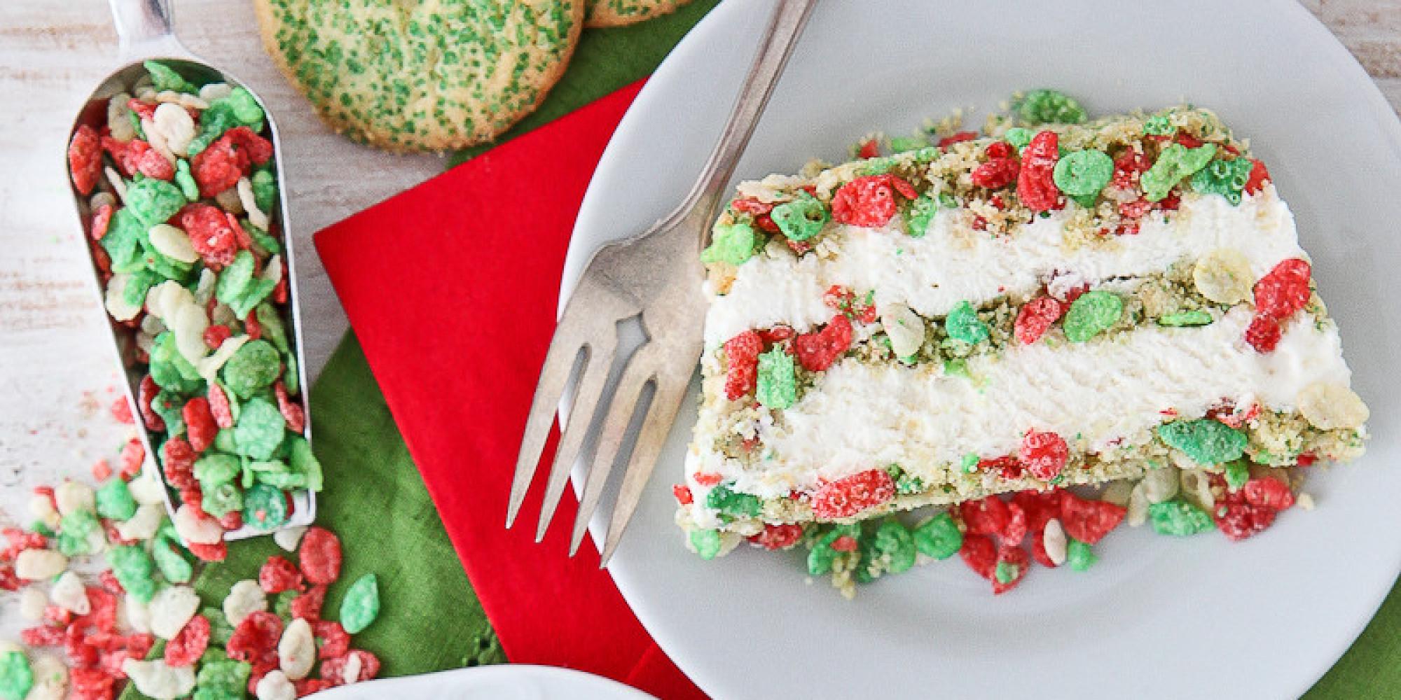 pasteles de navidad