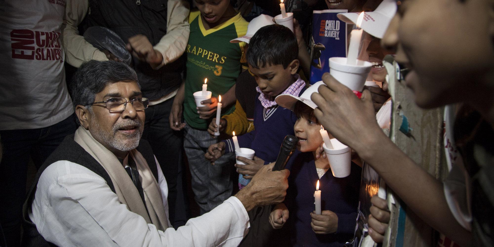 Reach  Kailash Satyarthi  Kailash Satyarthi Quotes